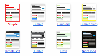 html5-css3-template