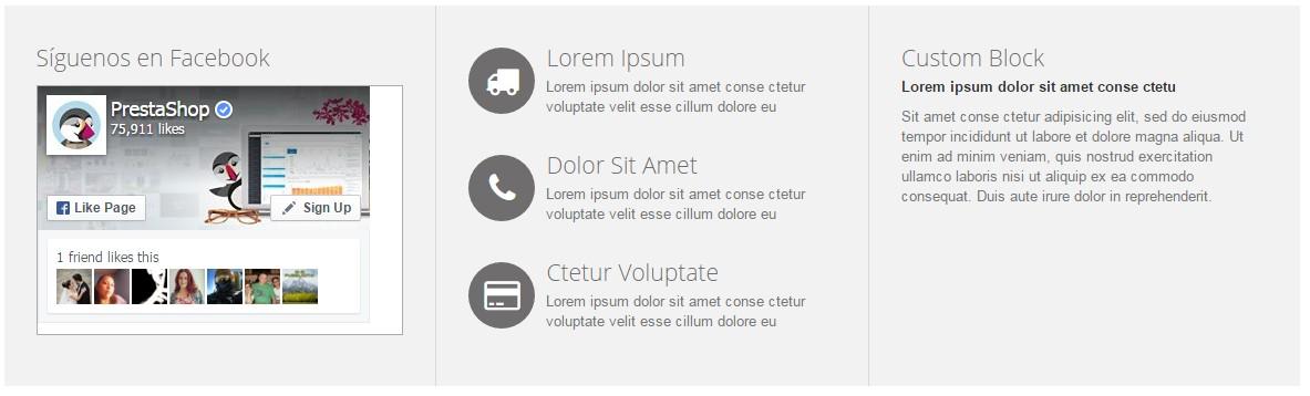 php #prestashop: modificar condigo de bloque cms personalizado o ...