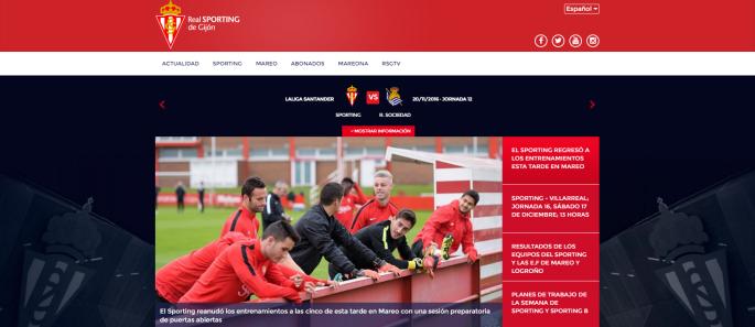 web-el-real-sporting-de-gijon-estrena-nueva-pagina-felicidades