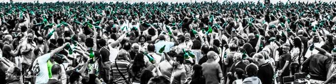 gijon-festival-sidra-record-escanciar-escanciador-asturias-playa-poniente